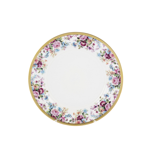 Набор тарелок 21 см 6 шт  Carinzia Gold Falkenporzellan  Германия
