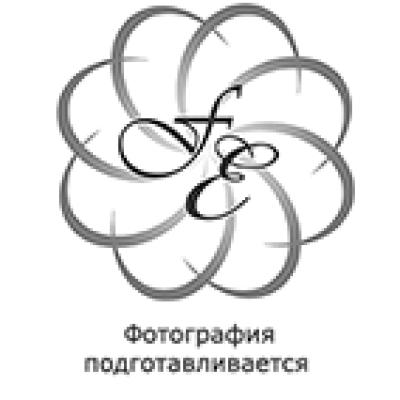 """Набор фужеров 180 мл 6 шт """"Лепка Зеленая /золотая ножка"""" U-R Bohemia (Богемия)"""