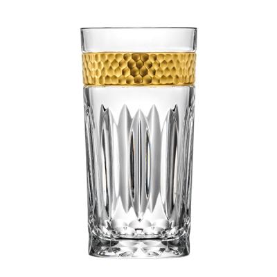 """Набор стаканов 370 мл 6 штук """"Арнштадт Блум"""" Arnstadt Kristall (Арнштадт)"""