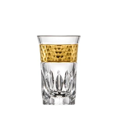 """Набор стаканов 60 мл 6 штук """"Арнштадт Блум"""" Arnstadt Kristall (Арнштадт)"""