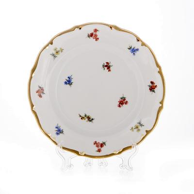 "Набор тарелок 17 см 6 шт ""Блюмен"" Bavarian Porcelain (Бавария)"