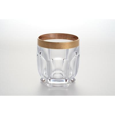 """Набор стаканов 250 мл 6 шт """"Сафари Лепестки Глянец"""" BOHEMIA (Богемия)"""