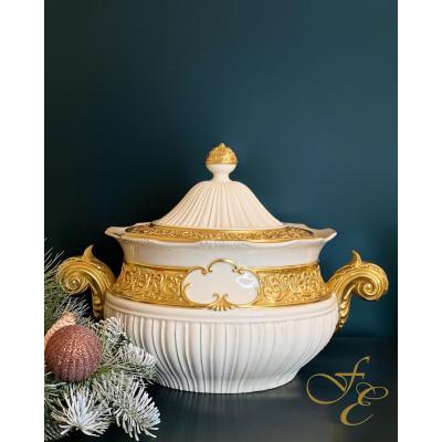 Чайно - столовый сервиз на 6 перс. 46 пред.  Cattin Gloria Gold Cattin (Каттин)