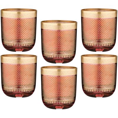 """Набор стаканов 300 мл (высота 10 см) 6 шт """"Грейс Буэно"""" Combi (Комби)"""