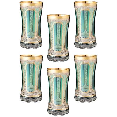 """Набор стаканов для воды 370 мл (высота 14 см) 6 шт """"Грейс Сиело"""" Combi (Комби)"""