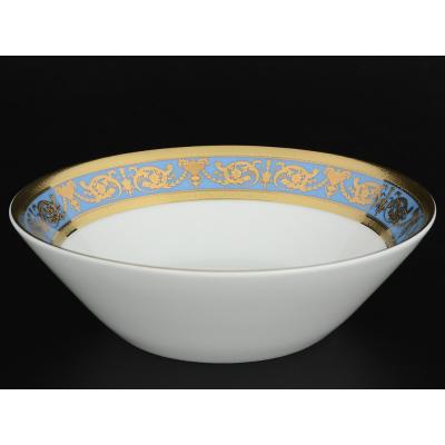 "Набор салатников 19 см 6 шт ""Imperial Blue Gold""  Falken Porsellan"