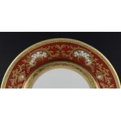 * Alena 3D Bordeaux Gold Constanza