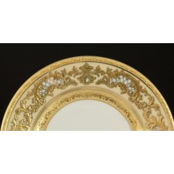 Alena 3D Creme Gold Constanza