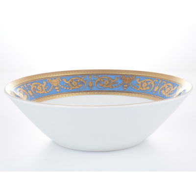 "Салатник 25 см ""Imperial Blue Gold""  Falken Porsellan"