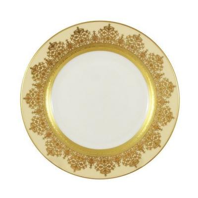 "Набор тарелок 22 см 6 шт ""Marakesh Creme Gold"" Falken Porsellan"