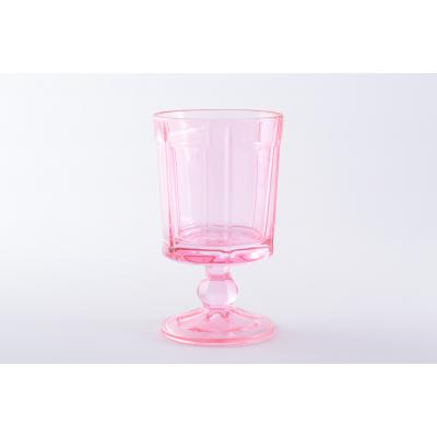 """Набор стаканов 300 мл 2 шт на ножке """"Ирена Пинк"""" Irena Holding (Ирена Холдинг)"""