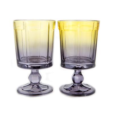 """Набор стаканов 300 мл 2 шт на ножке """"Ирена Гамбург"""" Irena Holding (Ирена Холдинг)"""