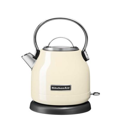 """Чайник электрический 1,25 л """"Кремовый"""" KitchenAid"""