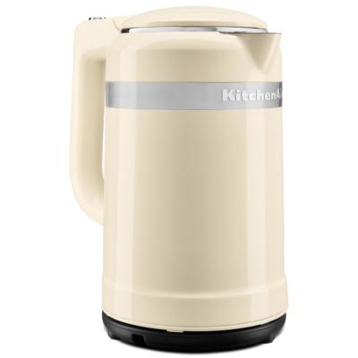 """Чайник электрический 1,5 л """"Кремовый"""" KitchenAid"""