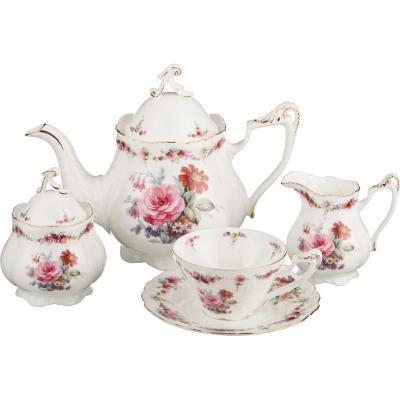 "Чайный сервиз на 6 перс. 15 пред. ""Аманда"" Lefard (Лефард)"