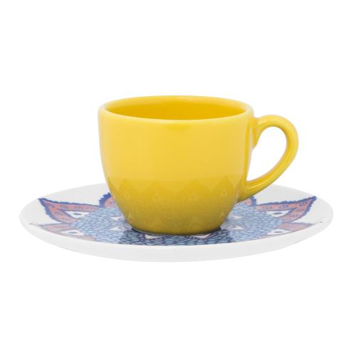 """Кофейная пара 75 мл на 1 перс. 2 пред. """"COUP HARMONY"""" Oxford Бразилия"""