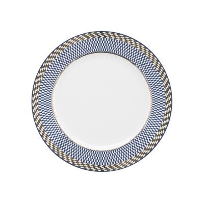 "Набор тарелок 22 см 6 шт ""FLAMINGO OP ART"" Oxford"