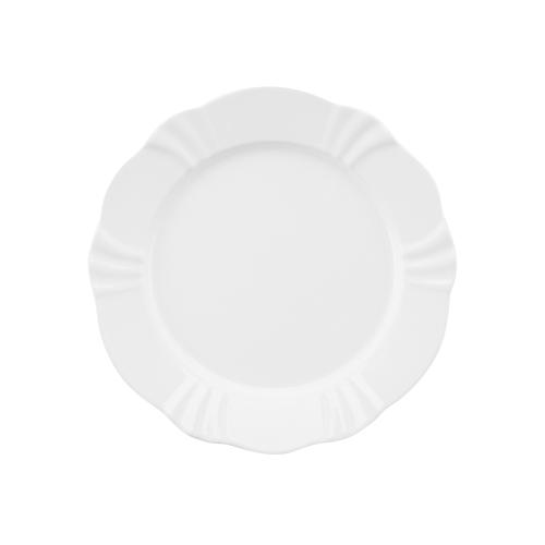 "Набор тарелок 22 см 6 шт ""Soleil White"" Oxford Бразилия"