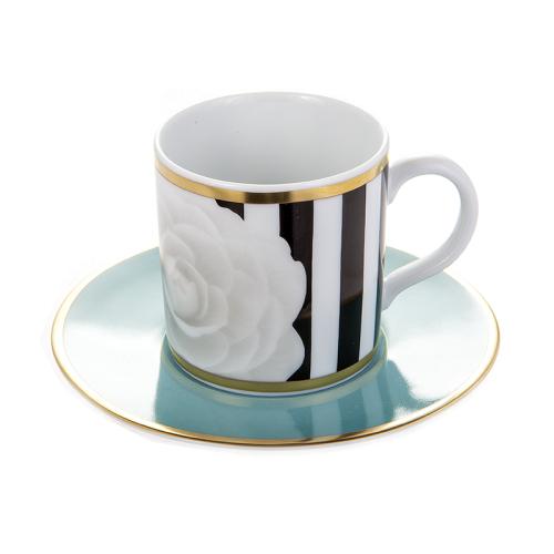 Кофейный набор 90 мл на 6 перс. 12 пред. Camellia Porcel Португалия
