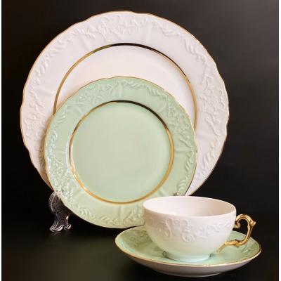 Чайно - столовый сервиз на 12 перс. 69 пред. VIVIAN MINT Porcel
