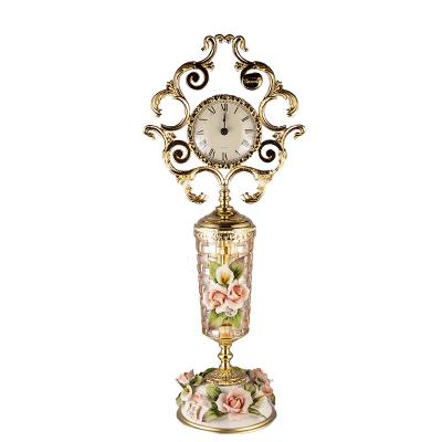Часы настольные Плетение Rosaperla (Розаперла)