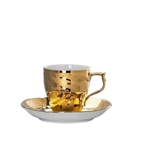 """Набор для кофе мокко 90 мл на 6 перс. 12 пред. """"Мидас"""" Rosenthal Versace (Розенталь) Германия"""