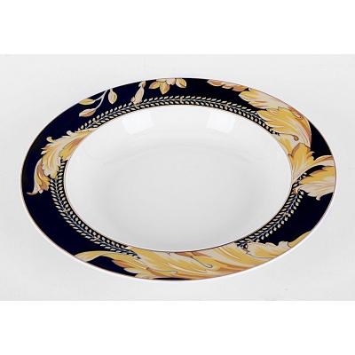 "Тарелка для супа  22 см ""Ванити"" Rosenthal Versace"