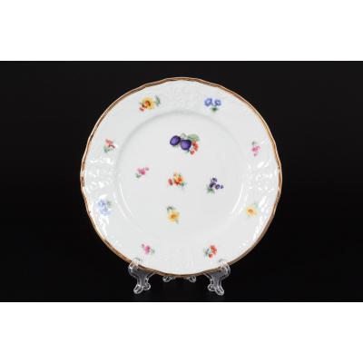 """Набор тарелок 19 см 6 шт """"Слива 97812"""" Bernadotte (Бернадот)"""