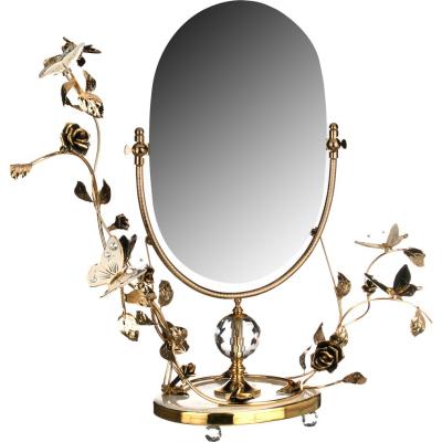 "Зеркало настольное h73 см""Бабочки"" Stella (Стелла)"