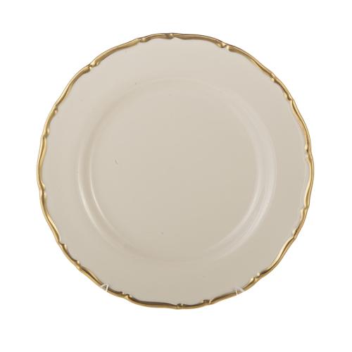 Набор тарелок 25 см  6 шт АГ 841 Ивори Thun (Тхун) Чехия