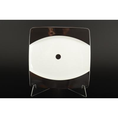 "Набор тарелок 21 см 6 шт ""Домино EYE"" Тхун (Thun)"