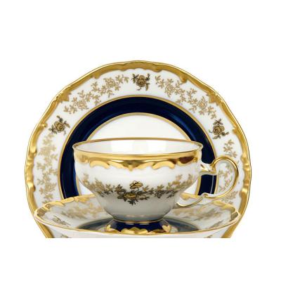 """Набор чайный подарочный на 6 перс. 12 пред. """"Анна Амалия"""" Weimar Porzellan (Веймар)"""
